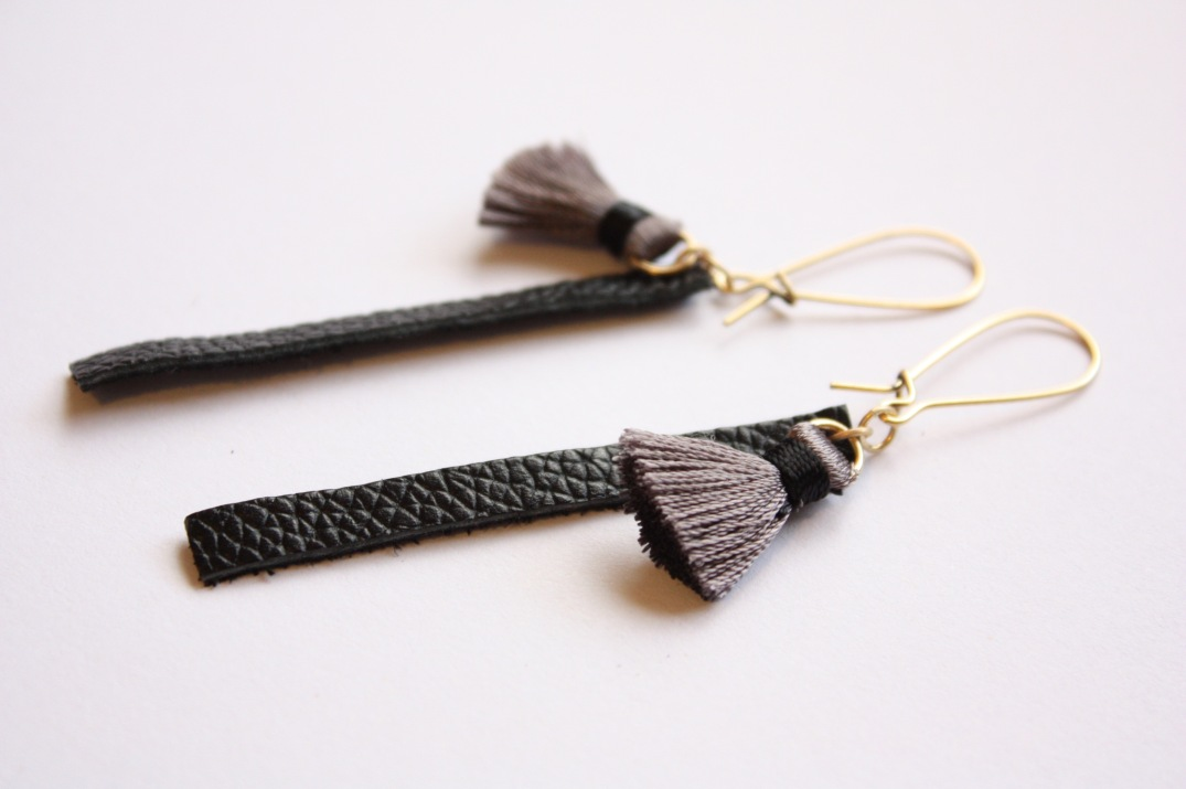 leather-bar-and-tassel-earrings