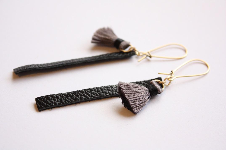leather-bar-and-tassel-earrings